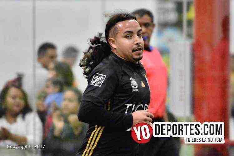 Los Verdes-Galacticos-Liga Latinoamericana-soccer