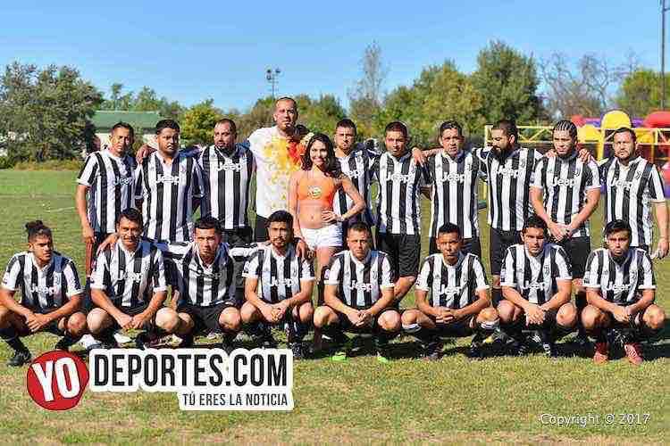San Luis-La Familia-Liga 5 de Mayo Soccer League-final
