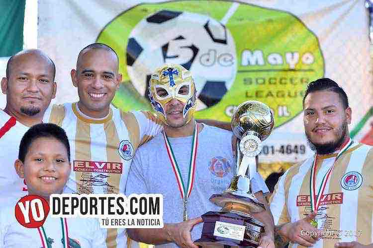 San Luis-La Familia-Liga 5 de Mayo Soccer League