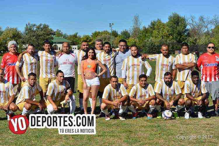 San Luis-Liga 5 de Mayo Soccer League