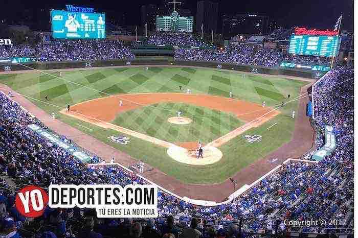 Wrigley Field-Chicago Cubs-LA Dodgers-NLCS