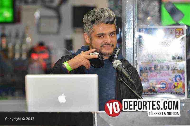 DJ Cosmos Omar Gonzalez-Deportivo Monaco-Real Betis-Liga 5 de Mayo