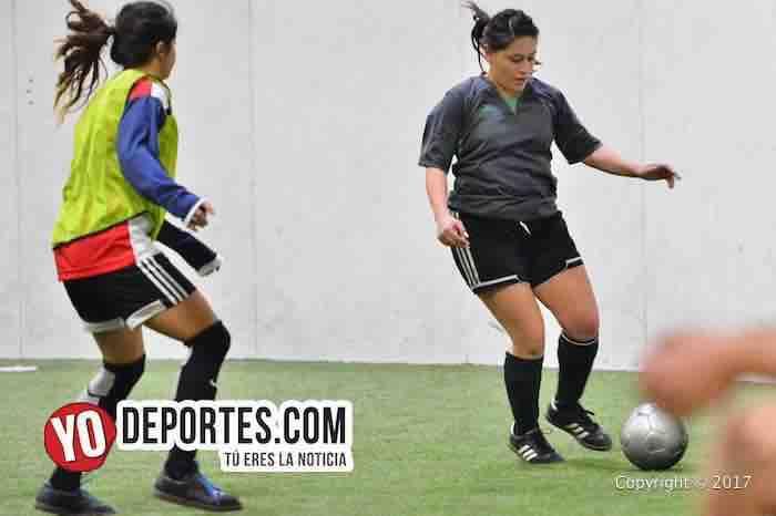 Deportivo DF-Real Betis-5 de Mayo Soccer League-chicago futbol femenil