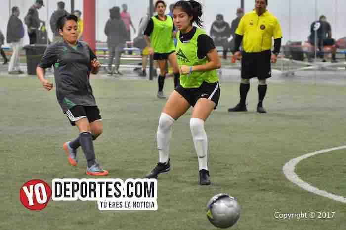 Deportivo DF-Real Betis-5 de Mayo Soccer League-futbol chicago femenil