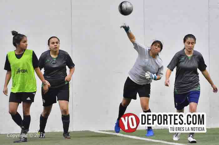 Deportivo DF-Real Betis-5 de Mayo Soccer League