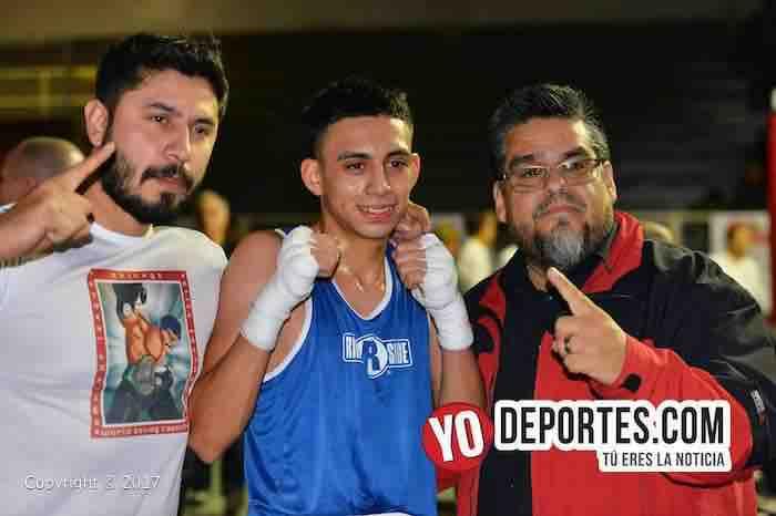 Enrique Soriano-Justin Boyd-WBC-CMB-Torneo Amateur-Victor Rodriguez