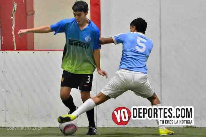 Juvenil Chicago-Depth FC-Liga 5 de Mayo-soccer chicago