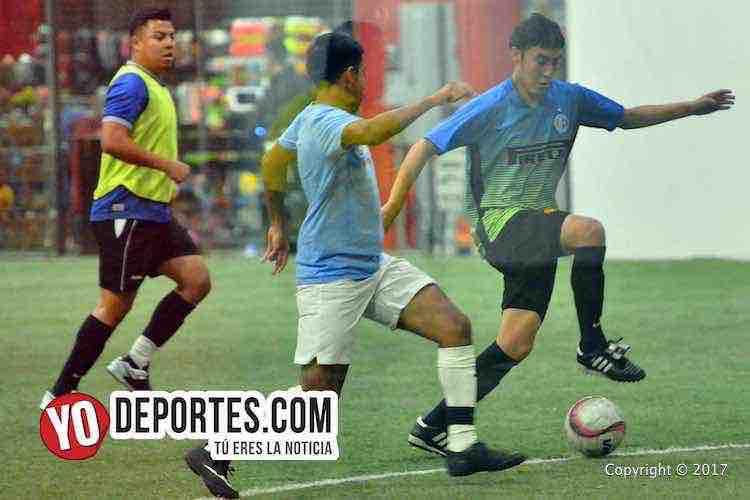 Juvenil Chicago-Depth FC-Liga 5 de Mayo-soccer-league