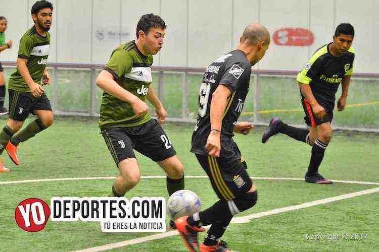 Los Nopales-Vagos-Liga Douglas-soccer