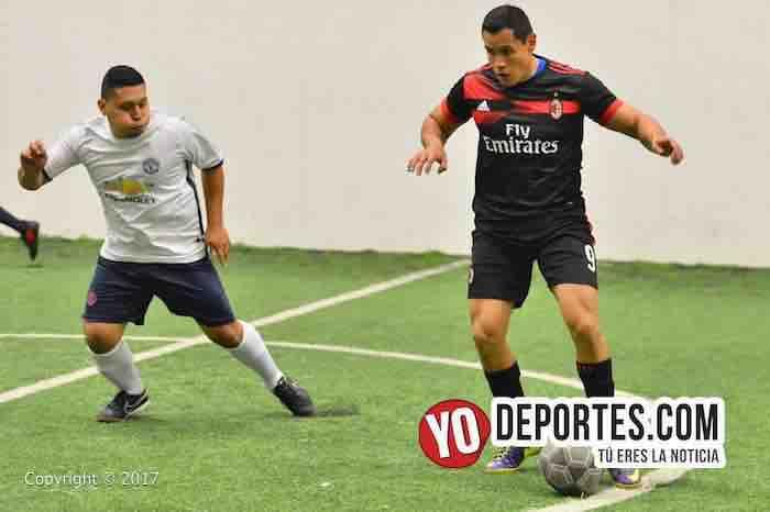 Milan-Deportivo 357-domingo-Liga Douglas