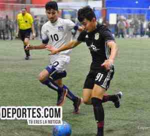 San Antonio Raiders y Yuriria Jr. sacan empate en la Champions Jr. de la Liga Latinoamericana