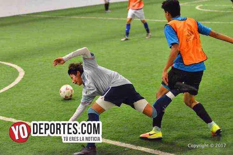 TMT-Dynamic FC-Mundi Soccer League-Futbol bajo techo