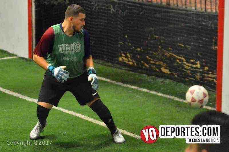 TMT-Union Iguala-Mundi Soccer League-Chitown Pilsen