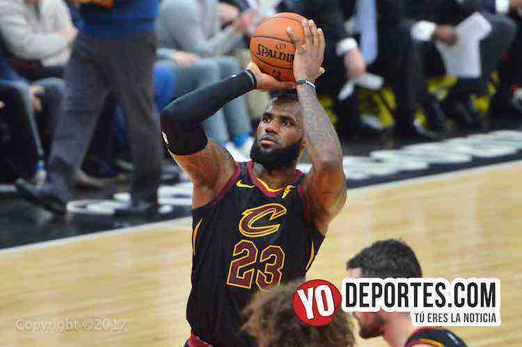 Chicago Bulls-Cleveland Cavaliers-LeBron James