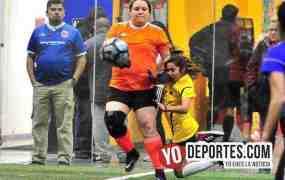 Chicago Star arrebata triunfo al Nacional FC en Champions Femenil