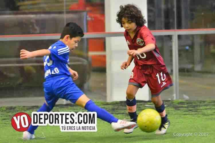 Deportivo 57-Tonalapa-Liga Douglas Infantil-Efrain Cerda El Chino