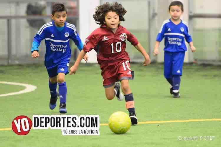 Efrain Cerda El Chino-Deportivo 57-Tonalapa-Liga Douglas Infantil
