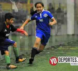 Se fueron empatados Halcones FC y León en Liga San Francisco