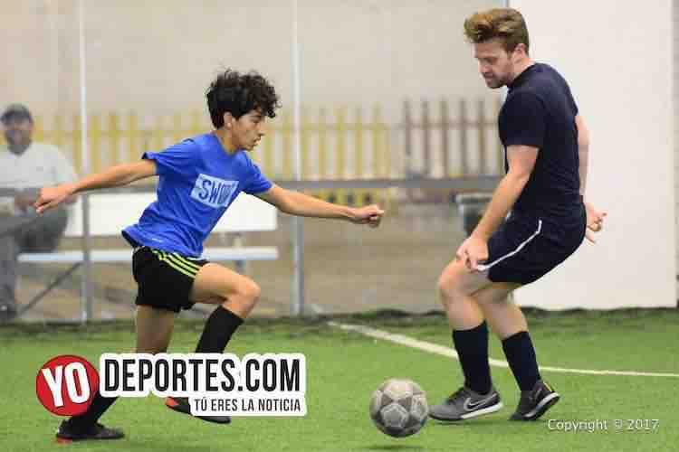 Jeremias Trujillo-Sauti Sol y CD Victoria empatan en la Liga Doulas