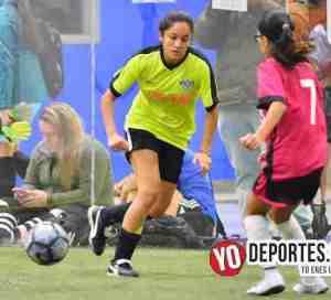 Arrancan los playoffs en la Champions Femenil de Chicago