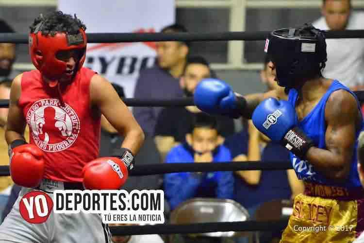 Marlin Sims-Yael Gutierrez-WBC-Torneo Amateur