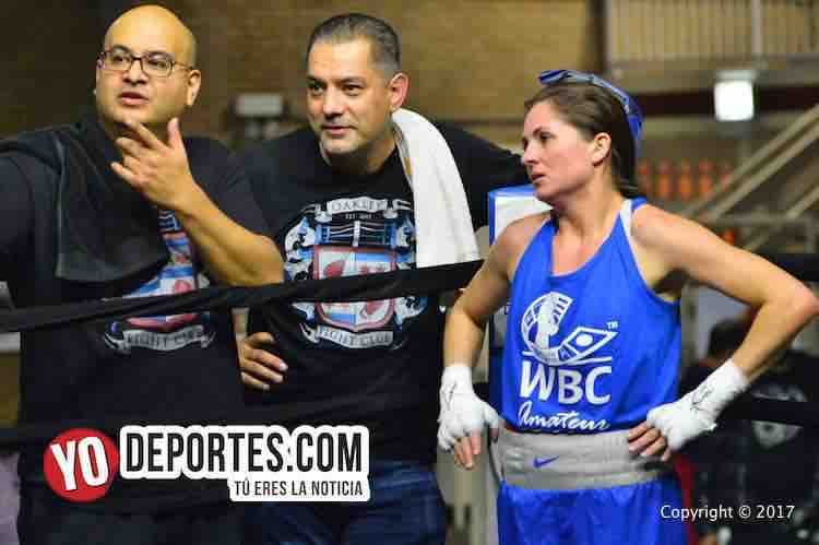 Maureeca Sue Lambert-Dialika Perkins-WBC-CMB-Torneo Amateur