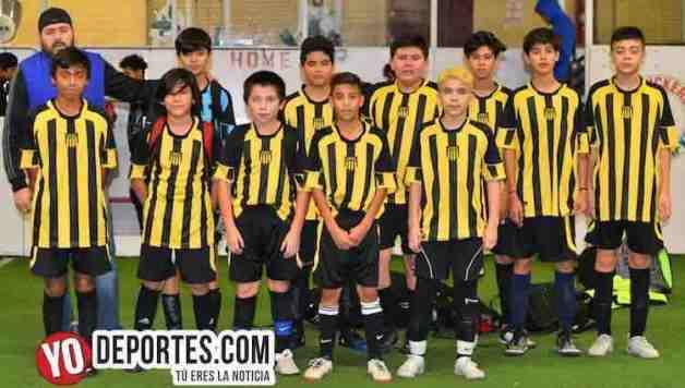Peñarol vs. Ballistics en Futbol Infantil en Chitown Futbol