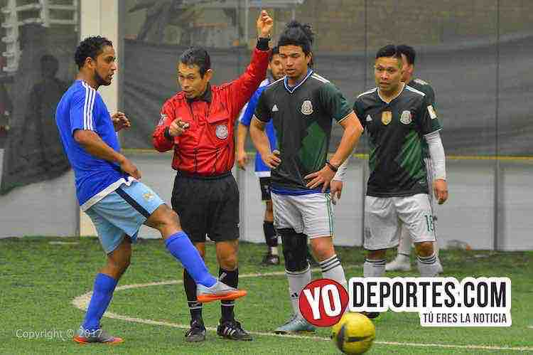 Arbitro Rey Delgado-Douglas Boys-CD Victoria-Liga Douglas