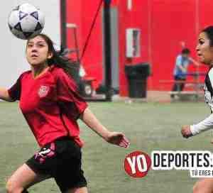 Atlético Femenil debuta con triunfo en AKD Premier Academy Soccer League