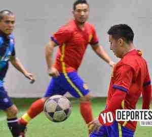 El Tri tropieza con el Barcelona en la North Chicago Soccer League