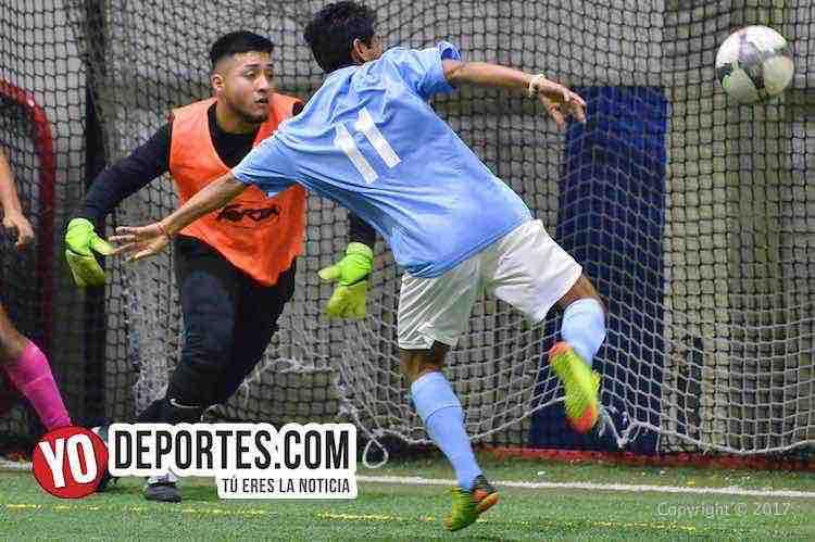Chicago Soccer-Red Fire-Champions-Liga Latinoamericana-Hiber Ruiz