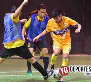 El Real Azteca no pudo con el Deportivo Marban en CNSL