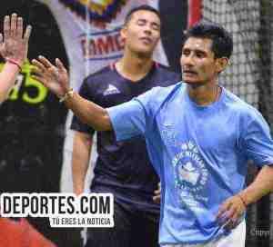 Hiber Ruiz le da el gane a Chicago Soccer en la Champions League