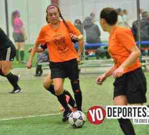 Real Michoacán 4-1 al Morelia en la Champions Femenil