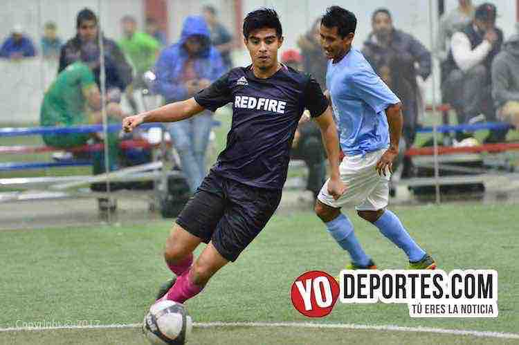 Red Fire-Champions-Liga Latinoamericana