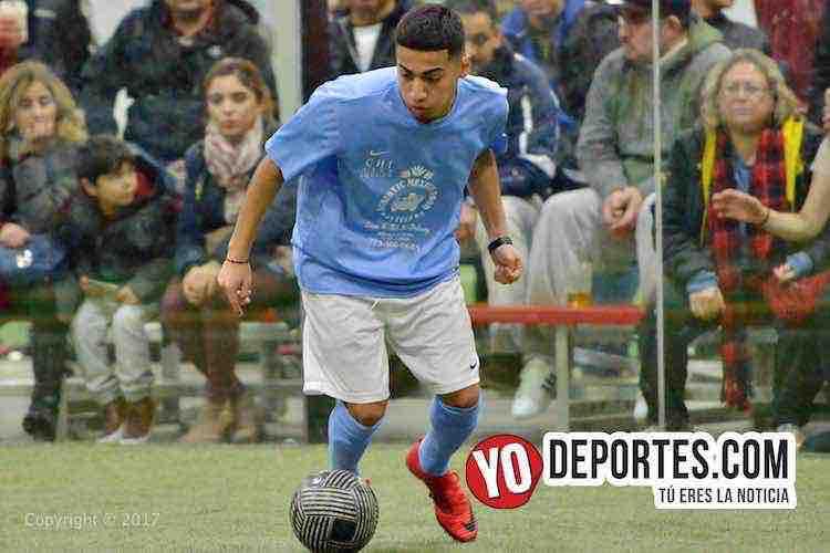 Chicago Soccer-San Antonio 2000-Champions Liga Latinoamericana-indoor futbol