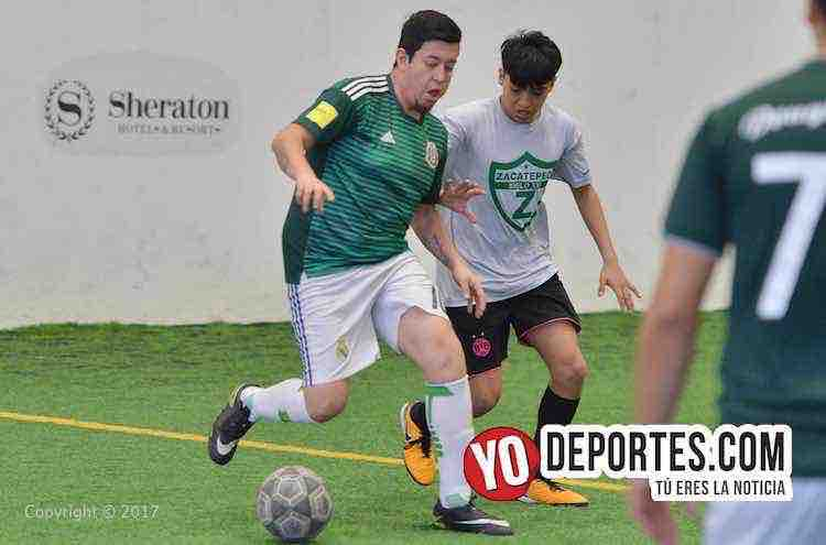 Ricardo Galvan Camaron-Douglas Boys-Zacatepec-Liga Douglas