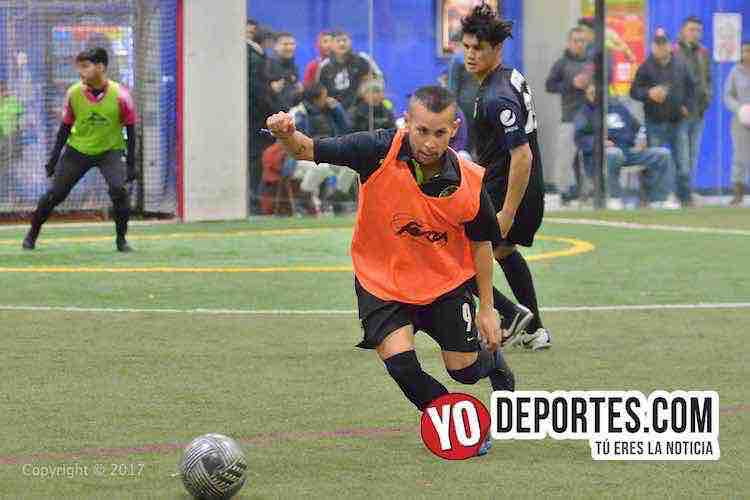 San Antonio Champions-Real Morelia-Liga Latinoamericana-indoor chicago
