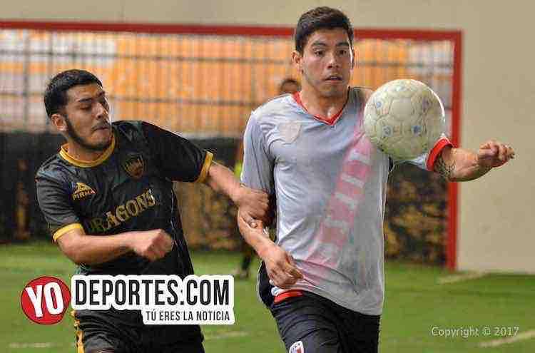 Tilza-Morelos-Chicago Dragones-Liga Interamericana