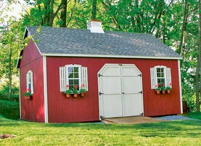 Two Story Sheds By Yoder Barns Amp Storage Mifflinburg PA