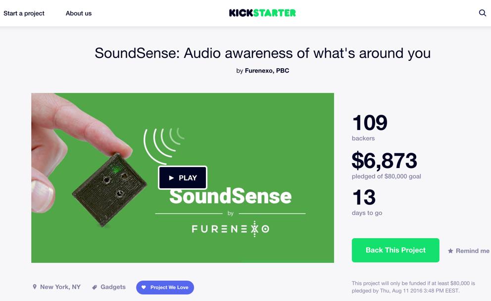 Guía para asegurar un primer puesto en Kickstarter Projects