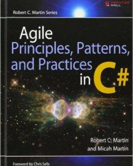 Top 33 Libros ágiles gratuitos y pagos Agile Management Principios ágiles Patterns and Practices in C #