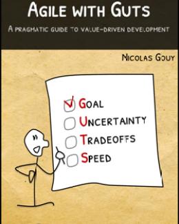 Top 33 Libros ágiles gratuitos y pagos Agile Management Agile with Guts Una guía pragmática para el valor impulsado desarrollo