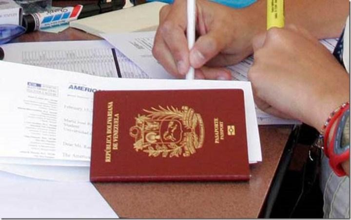 saime-pasaporte