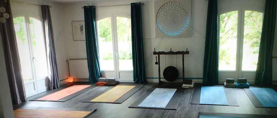 Salle Yoga Cestas