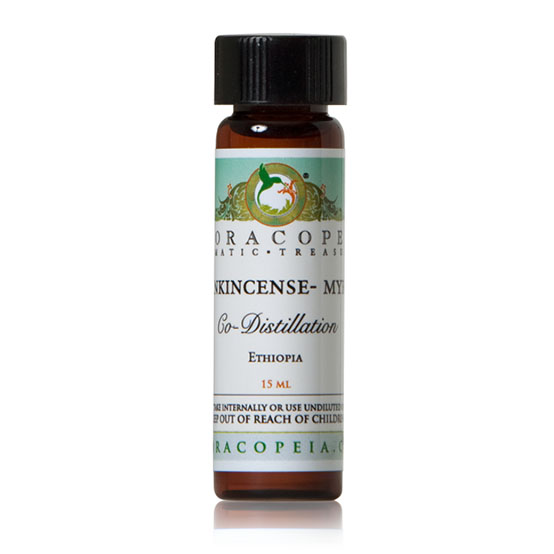 乳香-沒藥共蒸餾精油 Frankincense-Myrrh Co-Distillation – yoga evolution