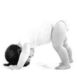 bébé yoga