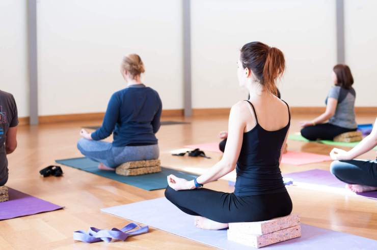 The Importance of Yoga Practice in Busy Life 1