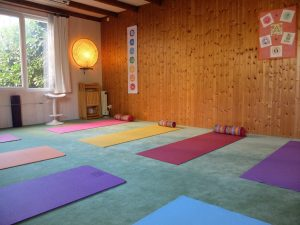 salle yoga annecy