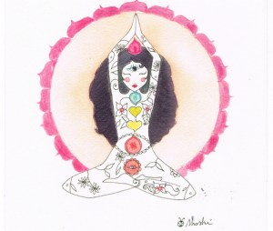 Laura Shashi illustration 6 yoga annecy
